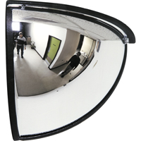 Dome Mirrors - Quarter Dome 90° SA739 | Ontario Safety Product