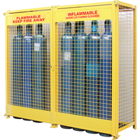 Gas Cylinder Cabinets SAF848 | Ontario Safety Product