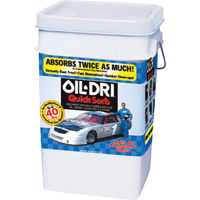 Oil-Dri® Quick Sorb® Absorbents SAR329 | Ontario Safety Product