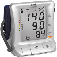 Step Up Automatic Blood Pressure Monitor SAR484 | Ontario Safety Product