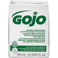 Gojo® Green Certified Foam Hand Cleaner SAR832 | Ontario Safety Product