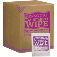 Personal Equipment Wipes SAY553 | Ontario Safety Product