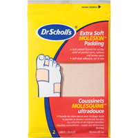 Dr Scholl's® Moleskin™ Plus Padding SAY555 | Ontario Safety Product