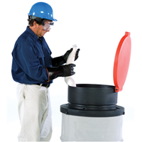 Open Head Ultra-Drum Funnel® SDL595 | Ontario Safety Product