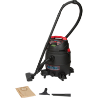 Industrial Wet/Dry Poly Vacuum SDN116 | Ontario Safety Product