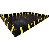 QuickBerm® Containment Berm with Inside Wall Supports SDN633 | Ontario Safety Product
