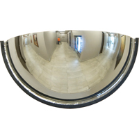 Dome Mirror - Half Dome 180° SDP524 | Ontario Safety Product