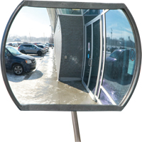 Roundtangular Convex Mirror SDP528 | Ontario Safety Product