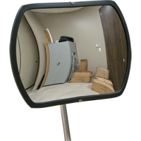Roundtangular Convex Mirror SDP532 | Ontario Safety Product
