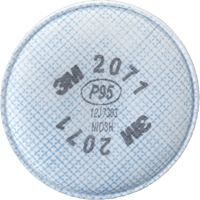 2000 Series Respirator Prefilters SE906 | Ontario Safety Product