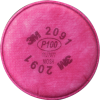 2000 Series Respirator Prefilters SE909 | Ontario Safety Product