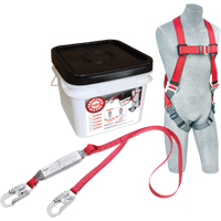 Compliance in a Can™ Fall Protection Kit SEB357 | Ontario Safety Product