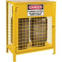 Gas Cylinder Cabinets SEB837 | Ontario Safety Product