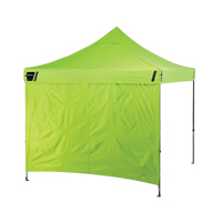 SHAX® 6098 Heavy-Duty  Work Tent - Side Panel SEC719 | Ontario Safety Product