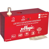 Metal Lens Cleaning Stations SEE397 | Ontario Safety Product