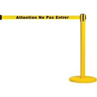 Free-standing Crowd Control Barriers SEE818 | Ontario Safety Product