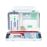 Manitoba First Aid Kit SEJ536 | Ontario Safety Product