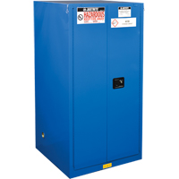Chem-Cor® Lined Hazardous Material Safety Cabinets SEL039 | Ontario Safety Product