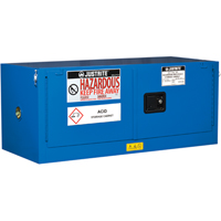 Chem-Cor® Lined Hazardous Material Piggyback Safety Cabinets SEL042 | Ontario Safety Product