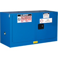 Chem-Cor® Lined Hazardous Material Piggyback Safety Cabinets SEL043 | Ontario Safety Product