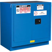 Chem-Cor® Lined Hazardous Material Undercounter Safety Cabinets SEL045 | Ontario Safety Product