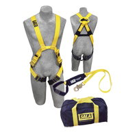 Delta™ Arc Flash Harness & Lanyard Kit SEP869 | Ontario Safety Product