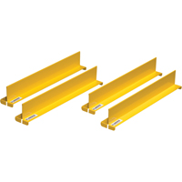 Shelf Dividers for Safety Cabinet Shelves SFQ712 | Ontario Safety Product