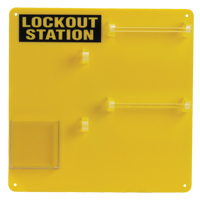 10-Lock Board (Board Only) SFU839 | Ontario Safety Product