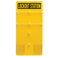 20-Lock Board (Board Only) SFU840 | Ontario Safety Product