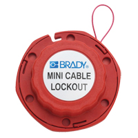 Mini Cable Lockout SFU842 | Ontario Safety Product