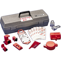 Lockout Tool Boxes with Components SG946 | Ontario Safety Product