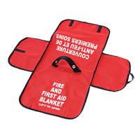 Pouch for Fire Blanket SGB067 | Ontario Safety Product