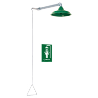 Wall Mount ADA Drench Shower SGC278 | Ontario Safety Product