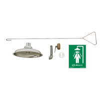 Concealed Ceiling Drench Shower SGC282 | Ontario Safety Product