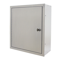 Surface Mount Stainless Valve Cabinet SGC301 | Ontario Safety Product