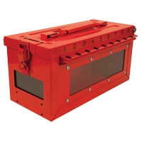 Small Group Lock Box SGC388 | Ontario Safety Product