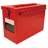 Large Group Lock Box SGC389 | Ontario Safety Product