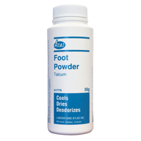 Foot Powder SGD235 | Ontario Safety Product