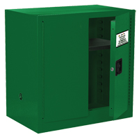 Pesticide Storage Cabinet SGD359 | Ontario Safety Product
