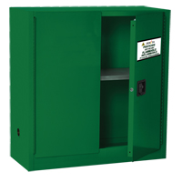 Pesticide Storage Cabinet SGD360 | Ontario Safety Product