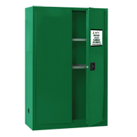 Pesticide Storage Cabinet SGD361 | Ontario Safety Product
