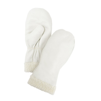 Boa-Lined Premium Grain Leather Mittens SGF640 | Ontario Safety Product