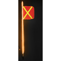 Heavy-Duty LED Whips SGF959 | Ontario Safety Product