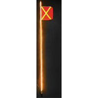Heavy-Duty LED Whips SGF961 | Ontario Safety Product
