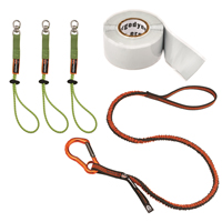 Squids® 3182 Tool Tethering Kit SGH807 | Ontario Safety Product