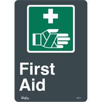 """First Aid"" Pictogram Sign SGM775 