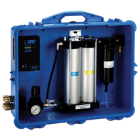 Portable Compressed Air Filter and Regulator Panels SN050 | Ontario Safety Product