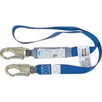 Soft Pak Energy-Absorbing Lanyards SN113 | Ontario Safety Product