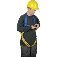 Vest-Style Universal Harnesses SN129 | Ontario Safety Product