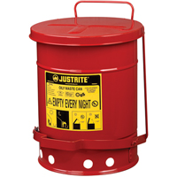 Oily Waste Cans SR357 | Ontario Safety Product